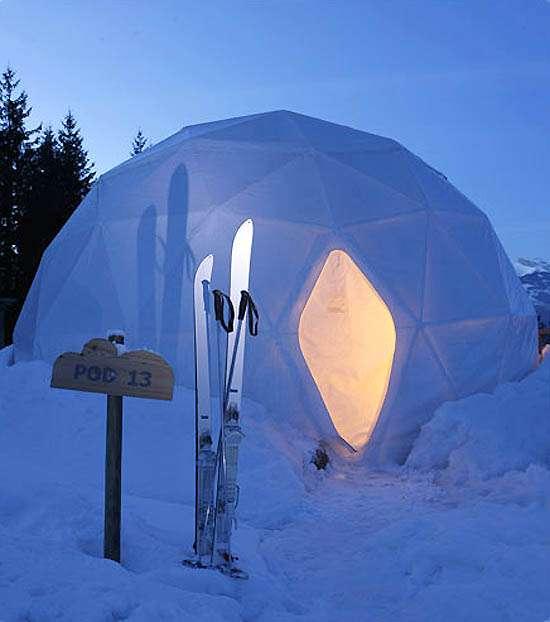 Eco-Friendly Pod Hotels (UPDATE)