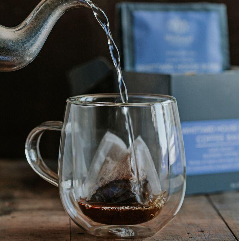 Tea-Brewed Coffee Beverages