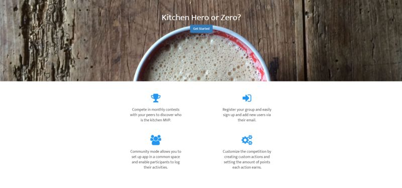 Gamified Kitchen Cleanup Apps