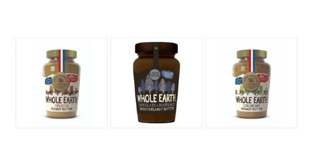 Plastic-Free Peanut Butter Packaging