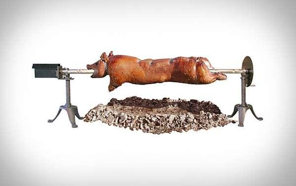 Personal Pig Roasters