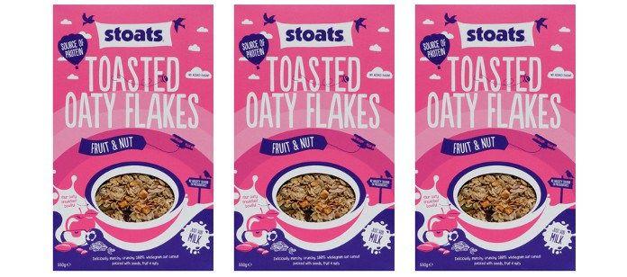 Nutty Breakfast Cereals