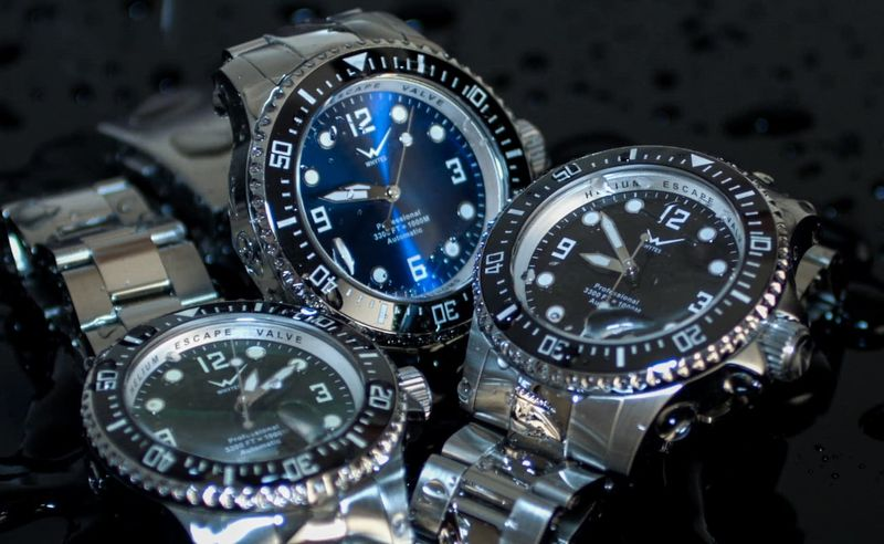Indestructible Diver Timepieces