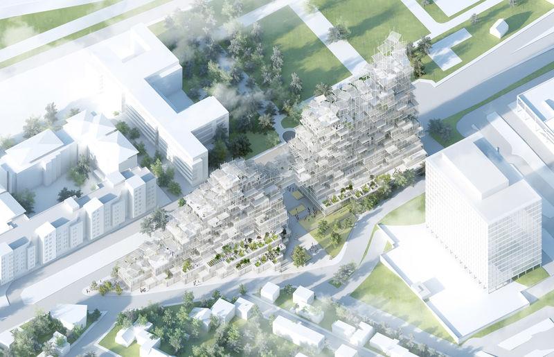 Widespread Building Concepts