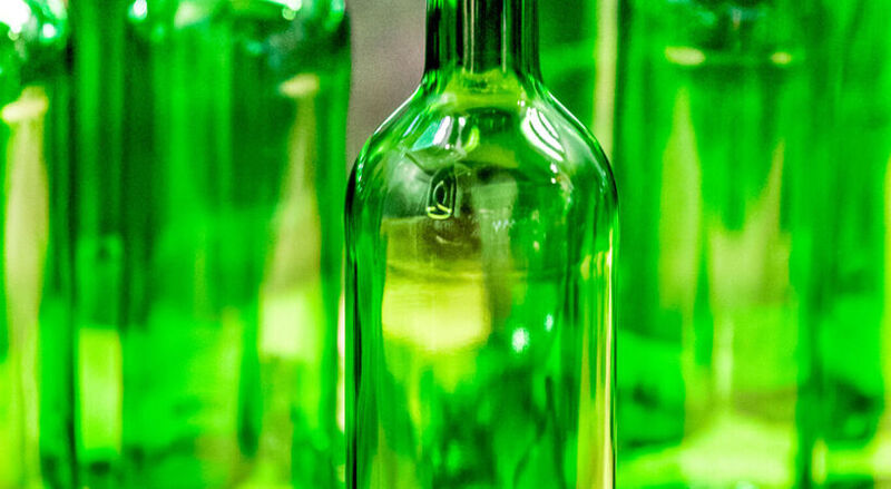 Climate-Neutral Wine Bottles