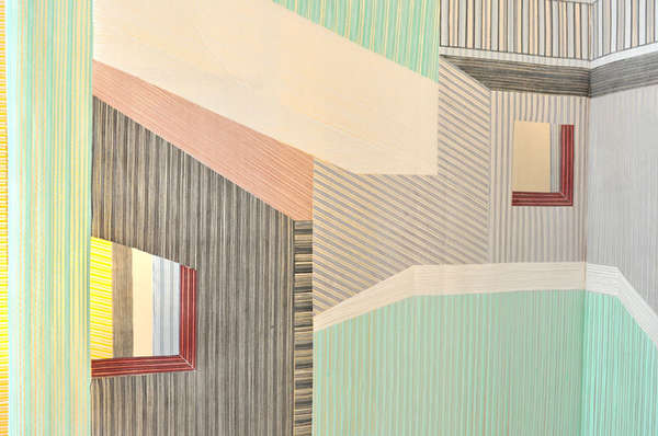 Spectacular Wallpaper Installations