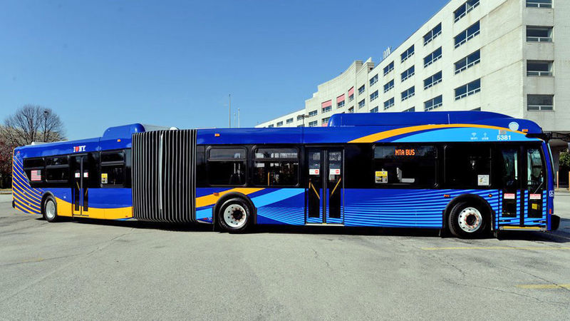 WiFi-Equipped Buses