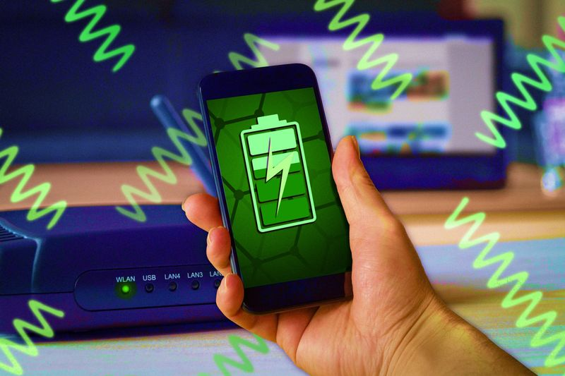 WiFi-Powered Charging Technologies