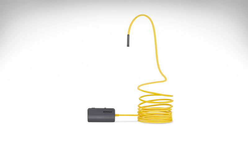 Wireless Endoscopic Cameras