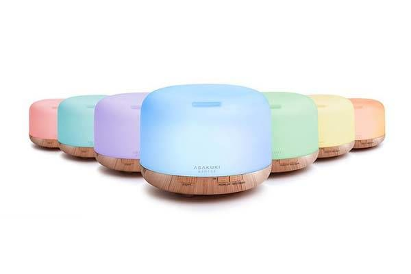 Voice Assistant Humidifier Diffusers