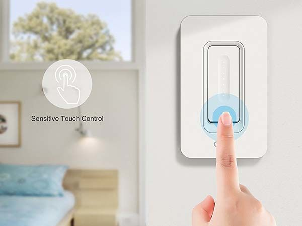 Digital Assistant Smart Switches