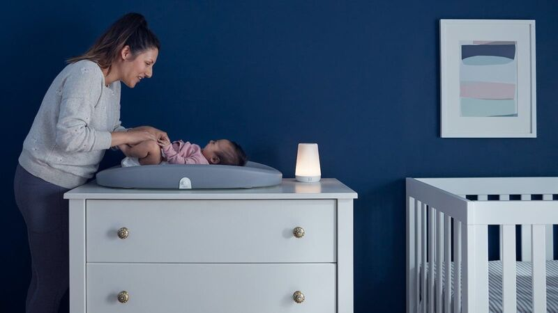 Soothing Child-Targeted Nightlights