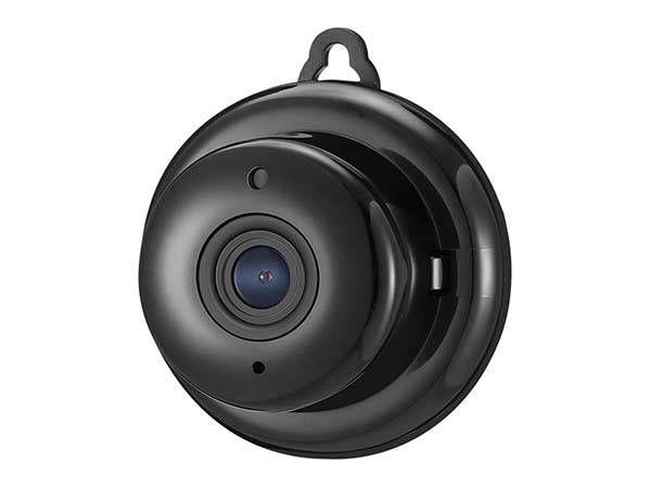 Wide-Angle Surveillance Cameras