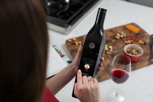 WiFi-Enabled Wine Bottles