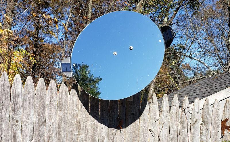 Smart Sun Ray Reflectors