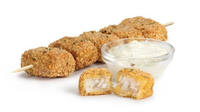 Skewered Seafood Snacks