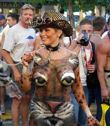 Wild Body Painting: Exotic Artistry to Bring Out Your ...