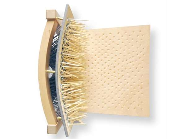 Brush Bristle Seating