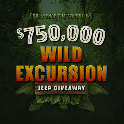 Adventurous Casino Prizes