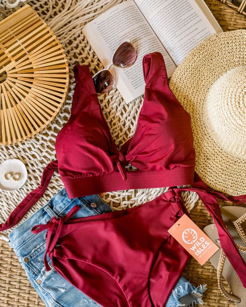 Large-Bust Eco Swimsuits
