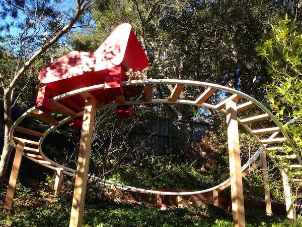 DIY Backyard Amusement Parks