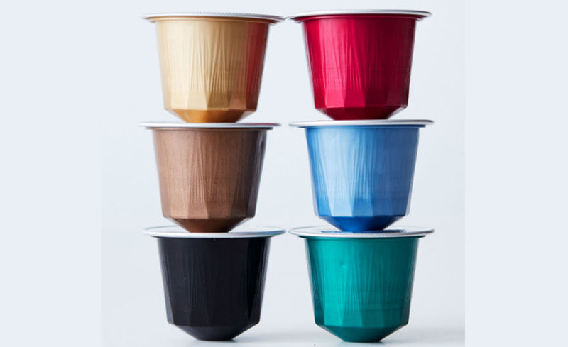 Kitchen Retailer Coffee Pods