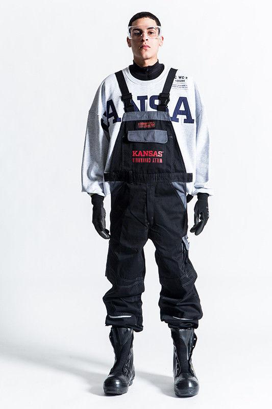 Menswear-Inspired Technical Workwear