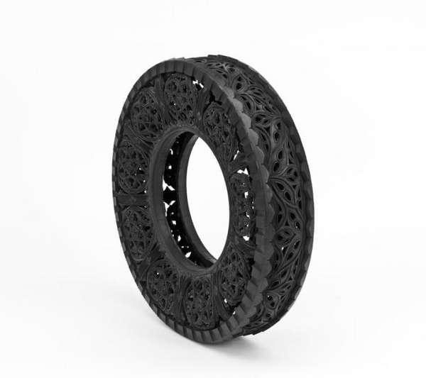 Artsy Auto Tires