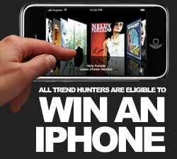 Win Trend Hunter's iPhone
