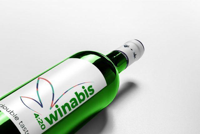 CBD-Infused Green Wines