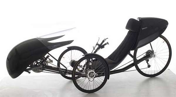 Carbon Fiber Cycles
