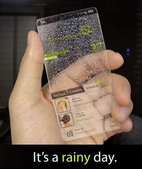 Weather-Responsive Mobiles