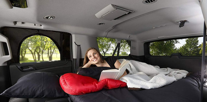 Automotive Camping Window Vents