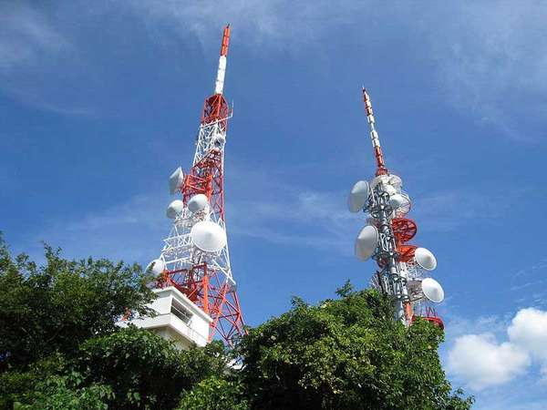 Repurposed Radio Towers