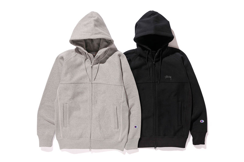 Co-Branded Windproof Hoodies