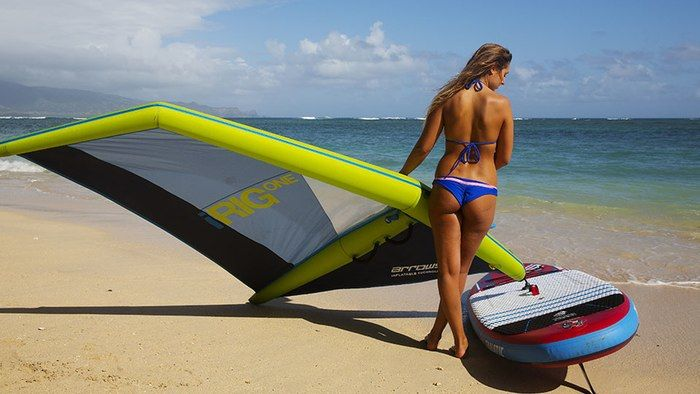 Inflatable Windsurfing Boards