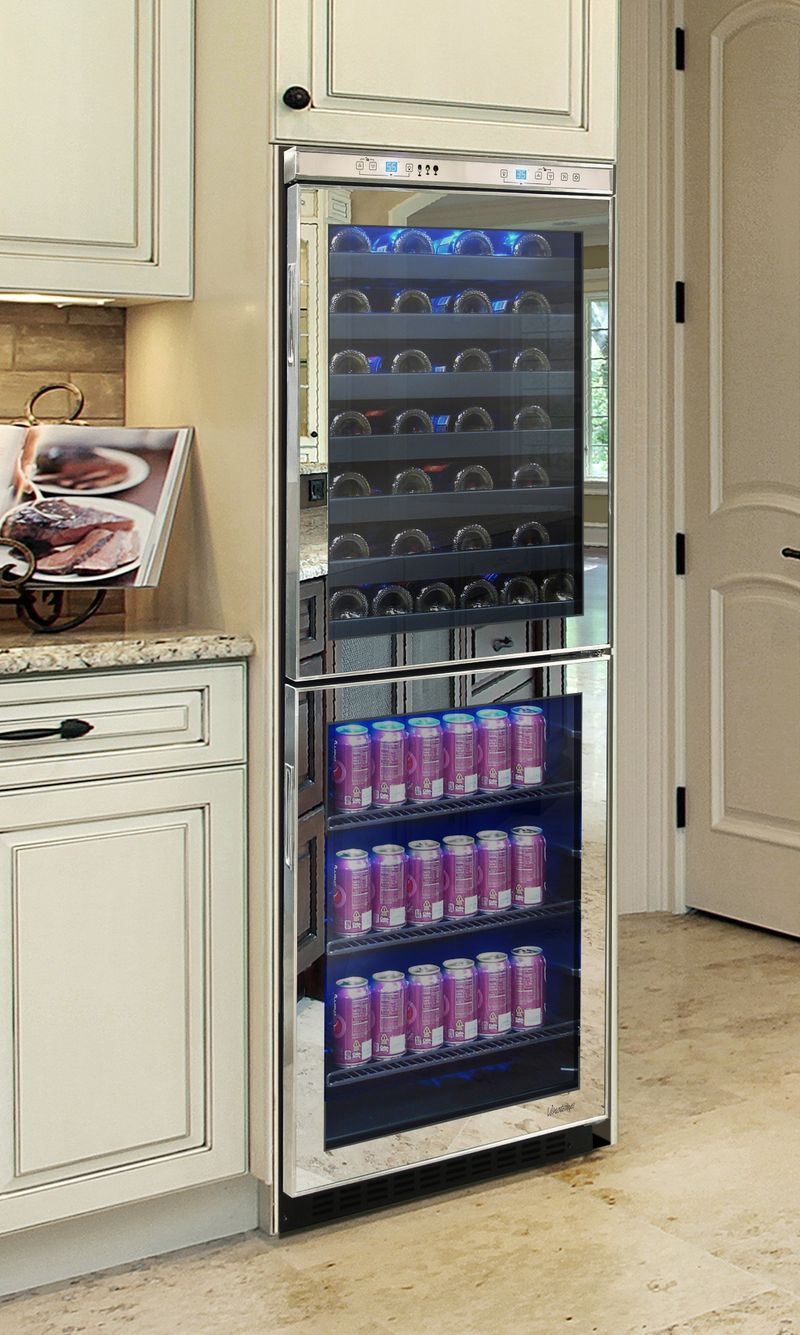 Spacious Wine Coolers