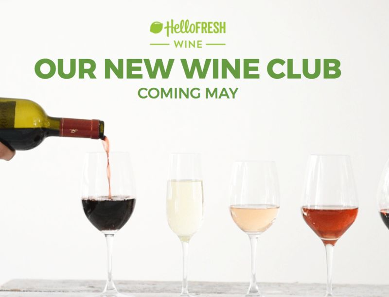 Complementary Wine Clubs