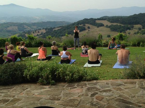 Indulgent Fitness Retreats