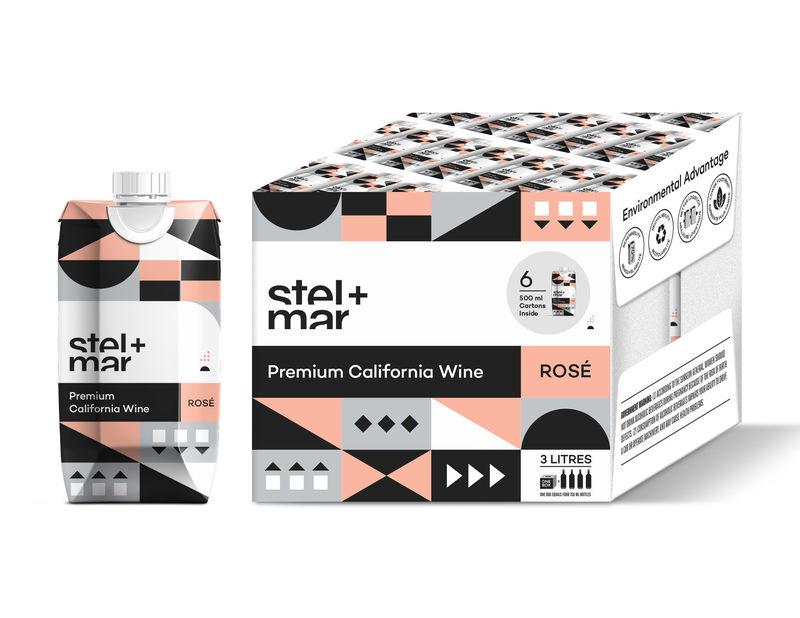 Eco-Friendly Wine Cartons