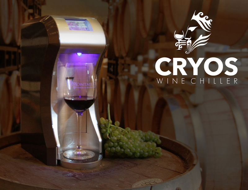 Custom Temperature Wine Dispensers