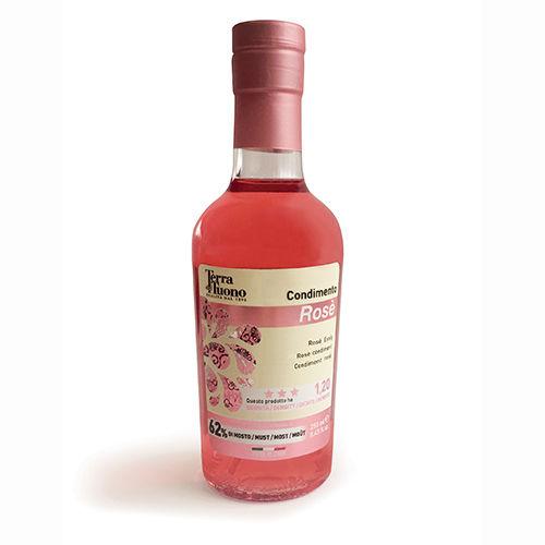 All-Natural Rosé Condiments