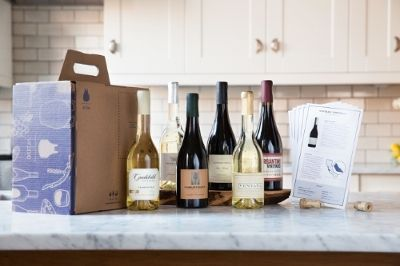 Recipe-Paired Wine Deliveries