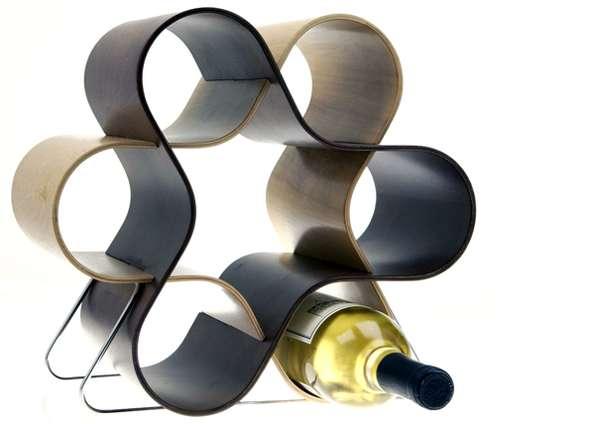 Weaving Wine Racks