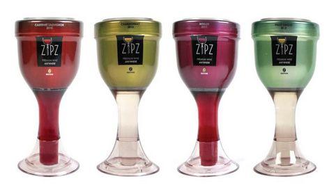 Single-Serve Wine Packs