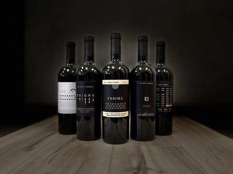 Asset-Backed NFT Wines