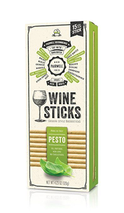 Wine-Paired Breadsticks