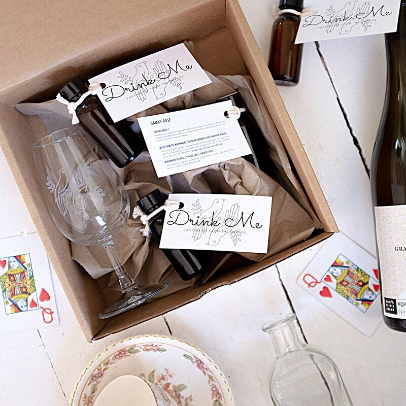Artisanal Wine Tasting Kits