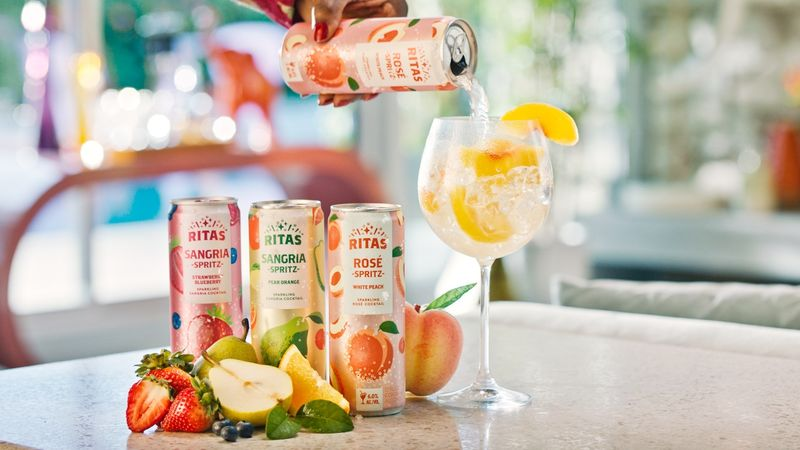Canned Wine-Inspired Cocktails