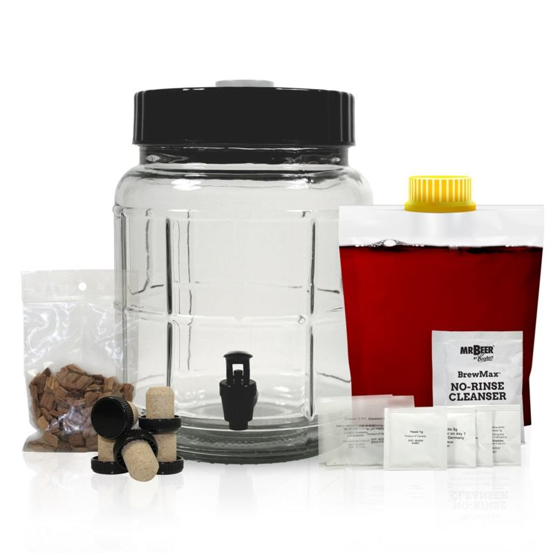 One-Gallon Wine Kits